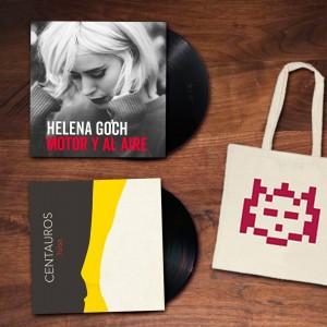 PACK Helena Goch + Tulsa en...