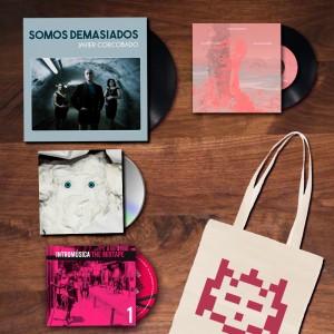 PACK - Javier Corcobado / Fino Oyonarte / El Hijo