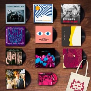 PACK Oferta 10 vinilos Intromúsica Records