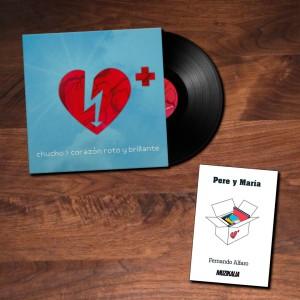 PACK - Chucho: Corazón Roto...