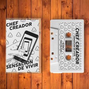 Cassette 'Sensación de Vivir'