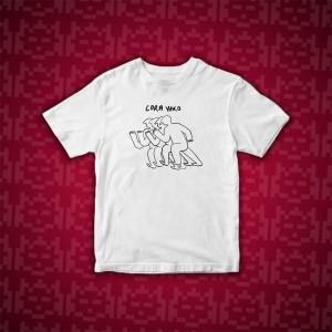 Camiseta Cora Yako